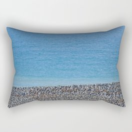 King Penguin Nursery Rectangular Pillow