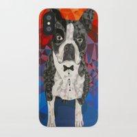 bruno mars iPhone & iPod Cases featuring bruno by Lourdes Villagomez