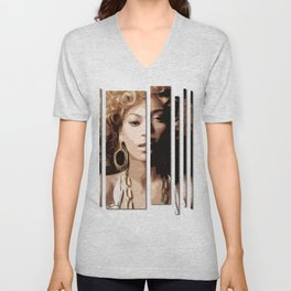 Knowles Unisex V-Neck