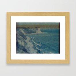 Kap Arkona Framed Art Print