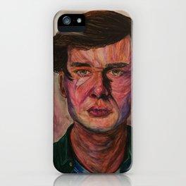 Irish lad iPhone Case