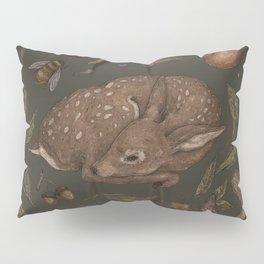 Foraging Fawn Pillow Sham