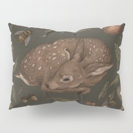 Foraging Fawn Pillow Sham