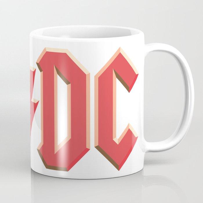 Ac Dc Coffee Mug