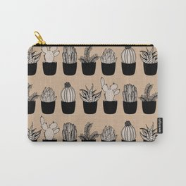 Cacti & Succulents Carry-All Pouch