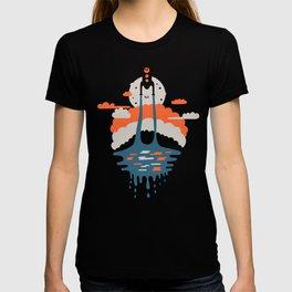 Happy Rocketship T-shirt