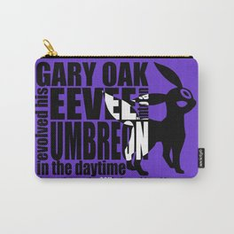 Gary's Umbreon Carry-All Pouch