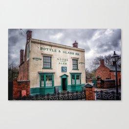 Victorian Bar Canvas Print