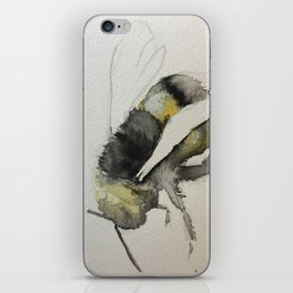 Buzzy Little Bee iPhone Skin