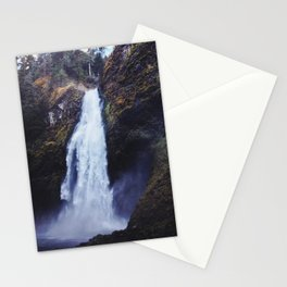Secret Oregon Waterfall Stationery Cards