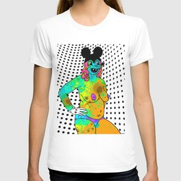 HIPSTER.  (Mouseketeers). T-shirt