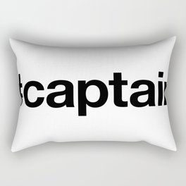 CAPTAIN Rectangular Pillow