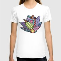 lotus flower T-shirts featuring Lotus by Ilse S