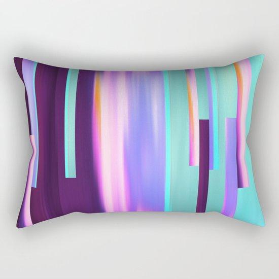 Mint Creams Rectangular Pillow