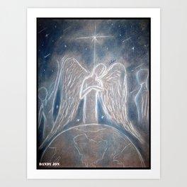 The Celestials Art Print