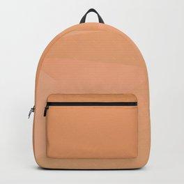 Random Orange Light Backpack