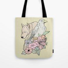 si canem corvus Tote Bag