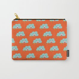 The Happy Love Rain Cloud Carry-All Pouch