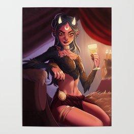 Demontress Poster