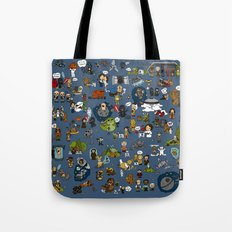 Teeny Tiny Galaxy Tote Bag
