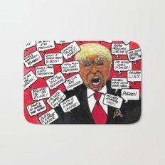 Trump Needs to go NOW Bath Mat