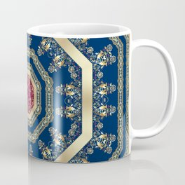 Oriental motifs Coffee Mug
