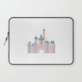 Disneyland / Sleeping Beauty's Castle Laptop Sleeve