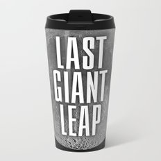 Last Giant Leap Metal Travel Mug
