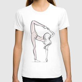 Yoga Girl T-shirt
