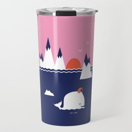 Little Whale Travel Mug