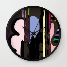 painting II Wall Clock