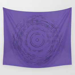 Violet Rainbow Wall Tapestry