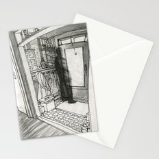 Sick on a nice day. Stationery Cards