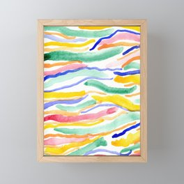 Meditation 37 Framed Mini Art Print
