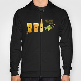 the very thirsty fish Hoody