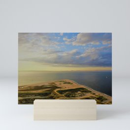Sandy Hook 01 Mini Art Print