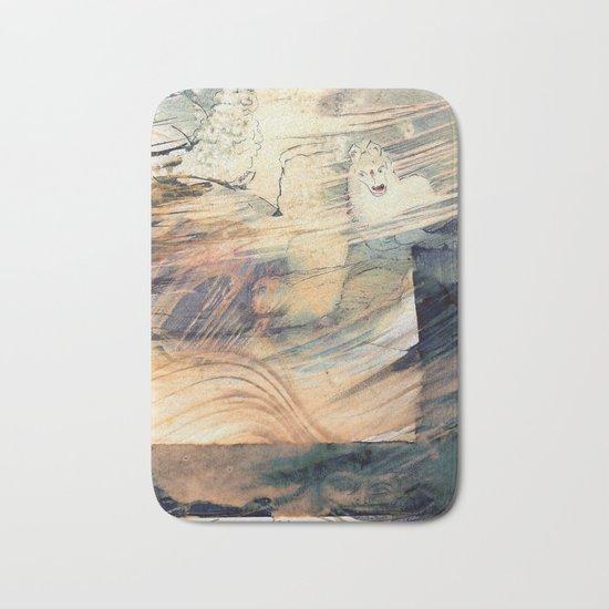 Mystical Horse Bath Mat