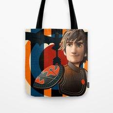 Train a Dragon Tote Bag
