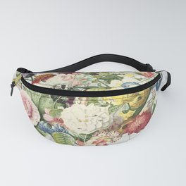 A Flowering Flourish, spring, burgeon, burst! Fanny Pack