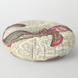 Redfish Floor Pillow