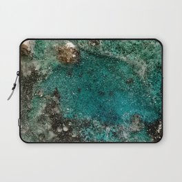 islands from above Laptop Sleeve
