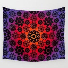 Revolvingon Octa Wall Tapestry