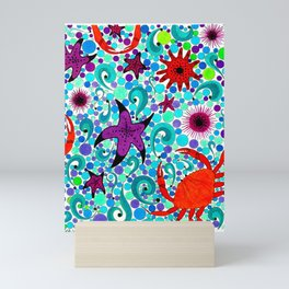 Crab Legs Mini Art Print