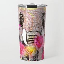 Elephant Travel Mug