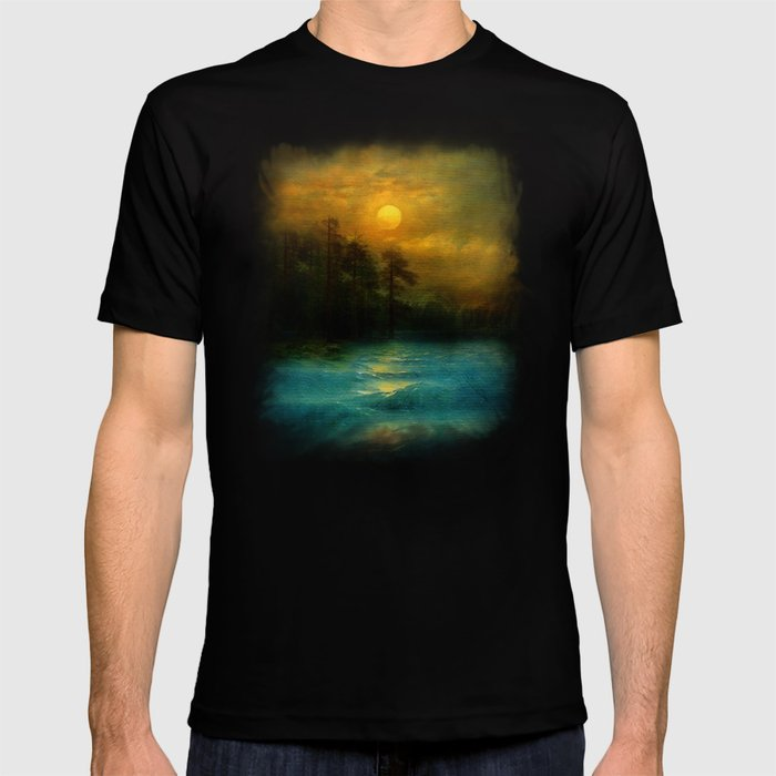 Hope, in the turquoise water. T-shirt