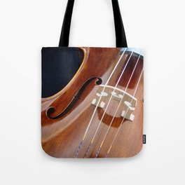 Cello Admiration Tote Bag