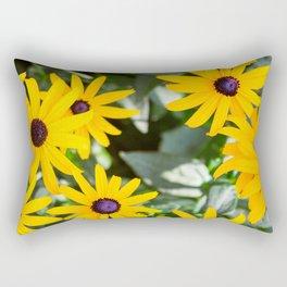 A Sunny Disposition Rectangular Pillow