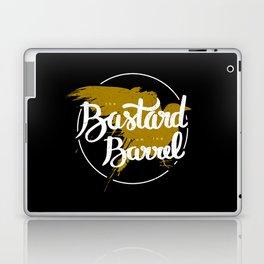 the bastard from the barrel Laptop & iPad Skin