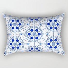Delft Pattern 2 Rectangular Pillow