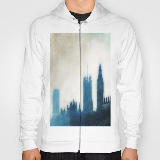 The Many Steepled London Sky Hoody